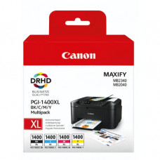 CANON INK PGI-1400XL MULTIPACK