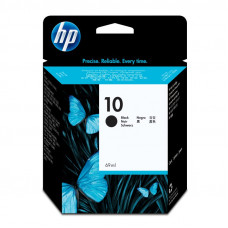 HP  10 BLACK INKJET CARTRIDGE (69 ML) - BUSINESS INKJET 2200 / 2250 / 2250TN / 2600 / COLOR INKJET CP 1700