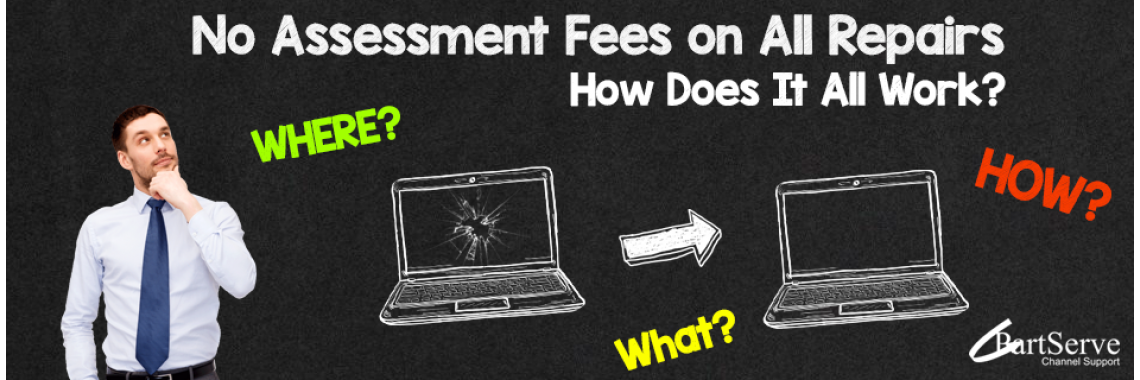 No Assessment Fees On All Repairs