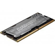 Ballistix Sport LT 4GB DDR4 2666MHz SO-DIMM Grey