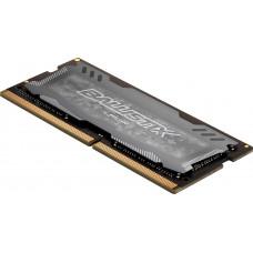 Ballistix Sport LT 8GB DDR4 2666MHz SO-DIMM Grey