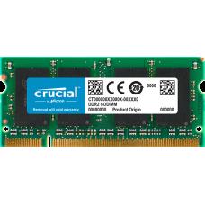Crucial 2GB DDR2 667MHz SO-DIMM