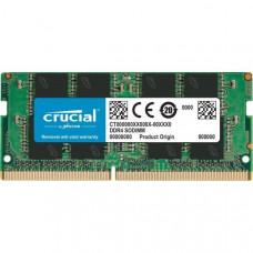 Crucial 4GB DDR4 2666MHz SO-DIMM Single Rank