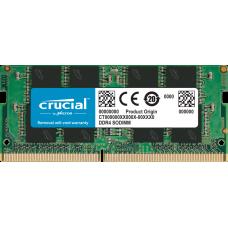 Crucial 8GB DDR4 SO-DIMM Memory