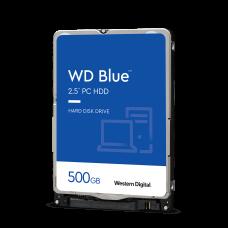"""Western Digital 2.5"""" 500GB HDD"""