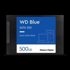 """Western Digital 2.5"""" SATA 500GB SSD"""